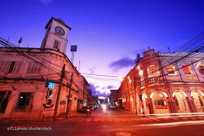 مدينة بوكيت القديمة