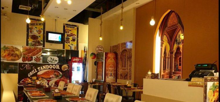 مطاعم حلال في بانكوك