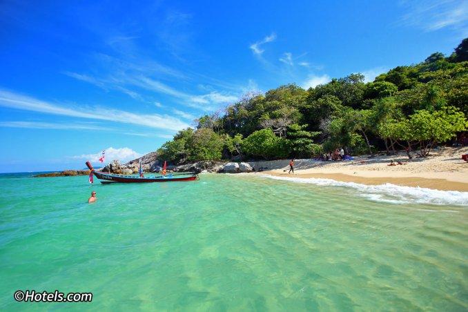 جزيرة بون-بوكيت - Bon Island