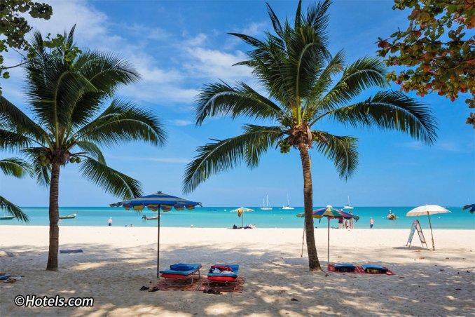 شاطئ ناي يانغ بيتش- Nai Yang Beach