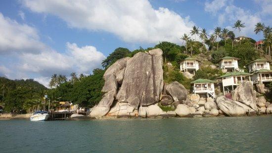 شاطئ خليج المانجو- كوه تاو