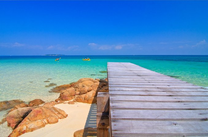 جزيرة المرجان أهم الأماكن السياحية في باتايا Coral Island