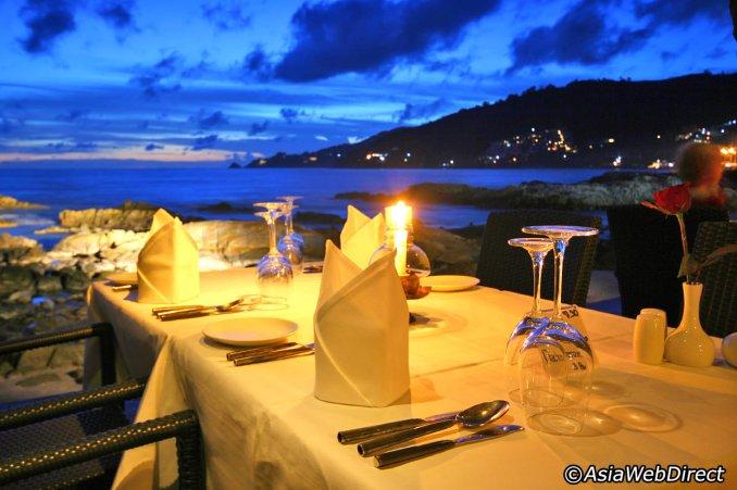 مطعم دا موريزيو - جزيرة بوكيت -