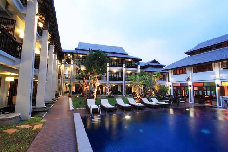 فندق دي لانا - فنادق تشيانغ مي