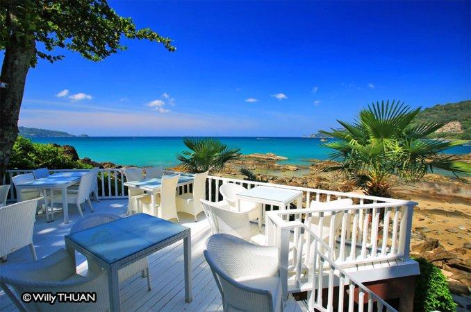 مطعم جوز داون ستيرز- جزيرة بوكيت