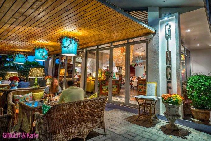 مطعم و مقهي جينجير - شيانغ ماي