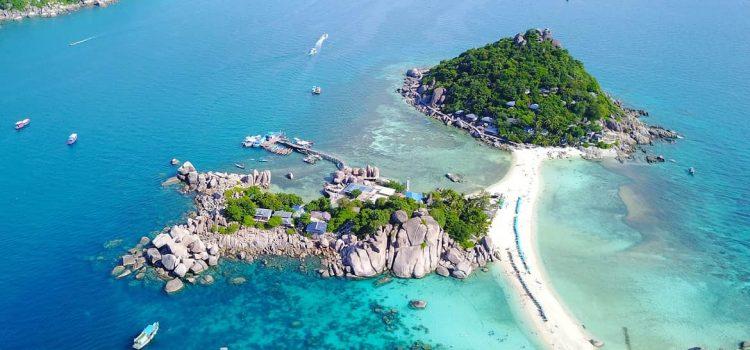 السفر إلى جزيرة كوه تاو التايلندية