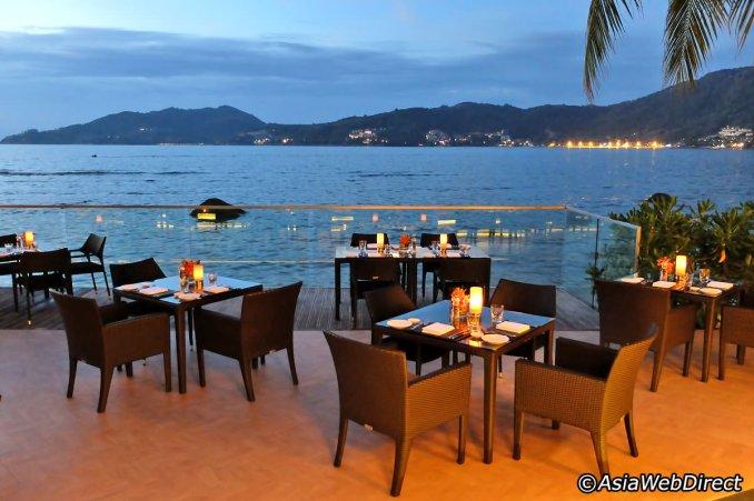 من مطاعم جزيرة بوكيت لا غريتا أماري بوكيت - شاطئ باتونغ- La Gritta Amari