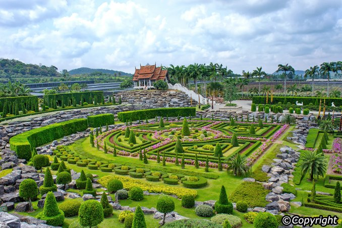 حدائق نونغ نوش تروبيكال الإستوائية