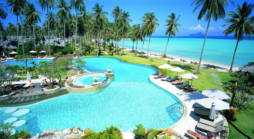 بي بي آيلاند فيلاج بيتش ريزورت Phi Phi Island Village Beach Resort
