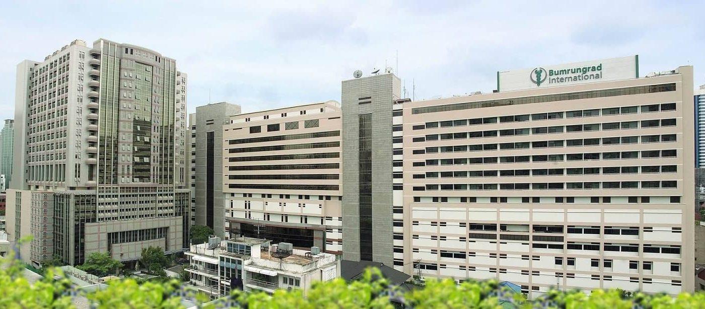 مستشفي بامرنجراد الدولي وتكاليف الجراحات التجميلية في تايلاند