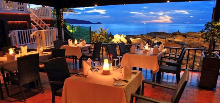 مطاعم جزيرة بوكيت