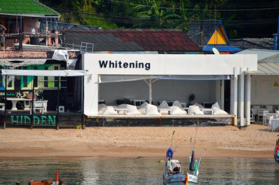 واجهة مطعم وايتننج -المطاعم في حدود الميزانية