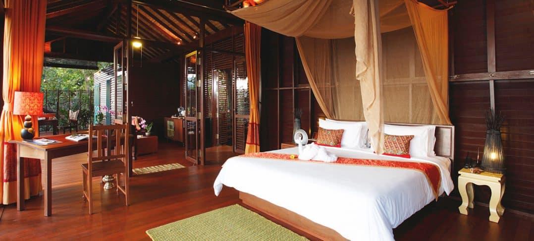 الإقامة المريحة في فندق زيفولا من فنادق جزيرة كوه بي بي