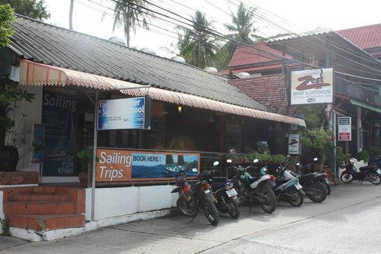 مطعم زيست- Zest في كوه تاو