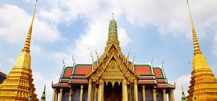 الأماكن السياحية في بانكوك