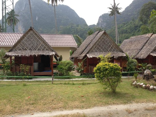 تشونغ خاو بنغل-أماكن الإقامة في كوه بي بي