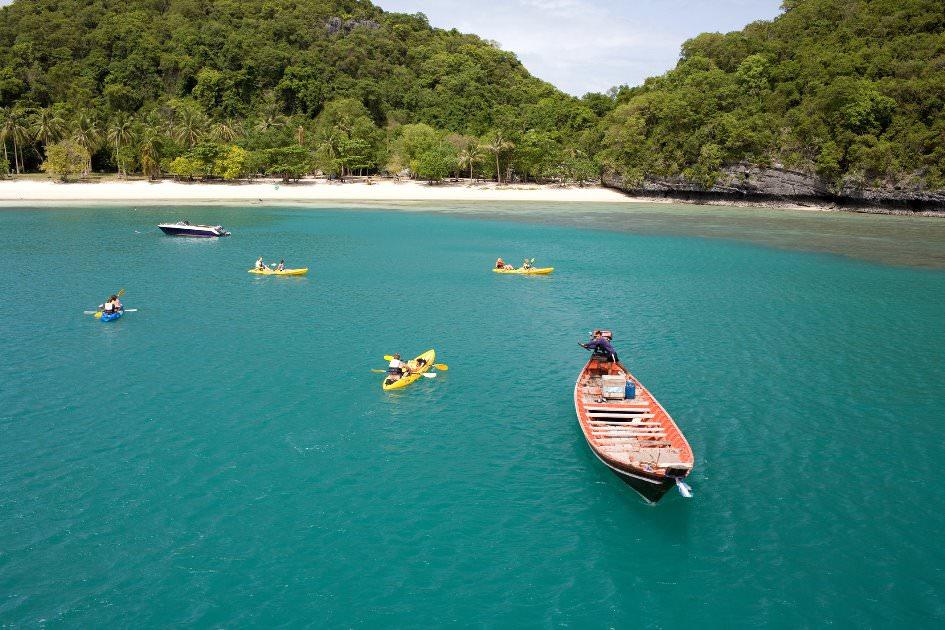 جزيرة كوه ساموي.. سحر سرمدي لا يقاوم