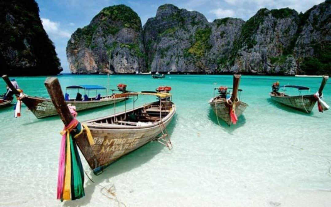 جزيرة كوه بي بي الجنة التايلاندية الساحرة