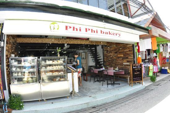 مخبز كوه بي بي - Phi Phi Bakery