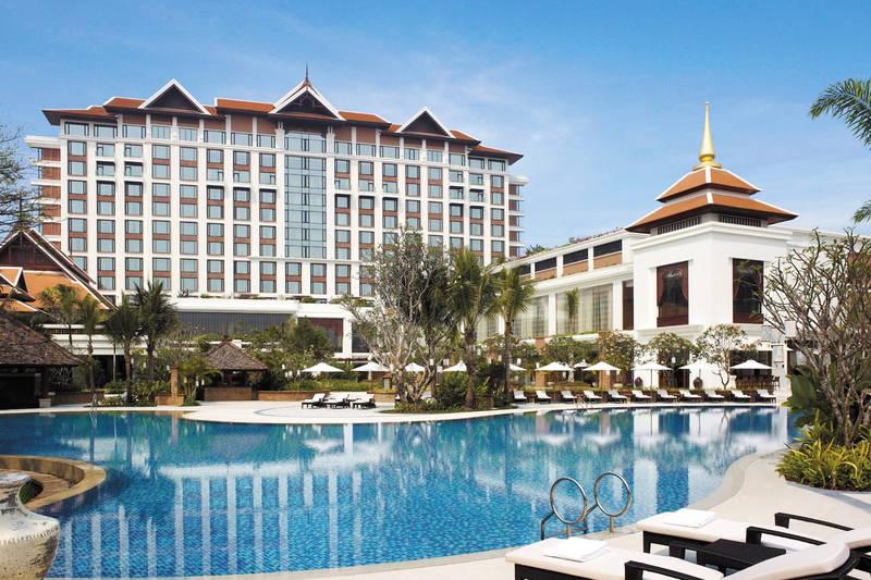 فندق شانغري-لا -فنادق مدينة شيانغ ماي