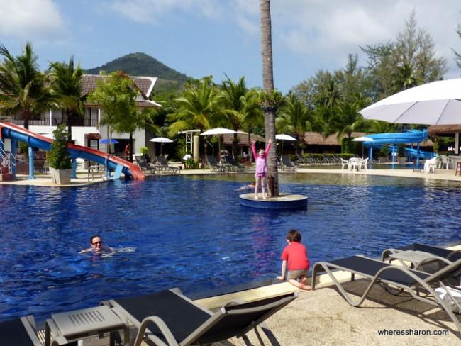 سونوينغ كامالا بيتش- the Sunwing Kamala Beach من أفضل منتجعات بوكيت للعائلات