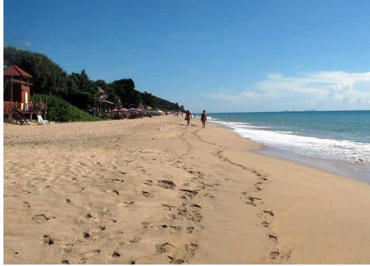 شواطئ كلونغ هين وكلونغ نين - شواطئ كوه لانتا