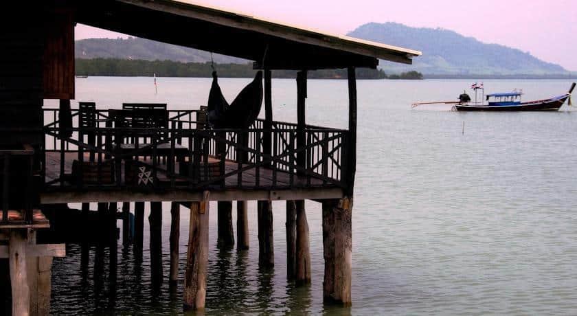 أجنحة مانغو هاوس سيفرونت - الإقامة في كوه لانتا