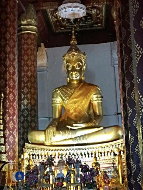 معبد وات ياي تشاي مانغ خون-أيوثايا