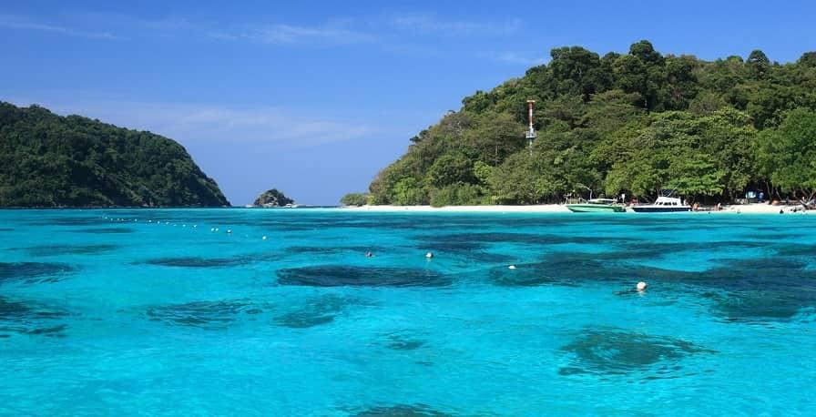 جزيرة كوه لانتا