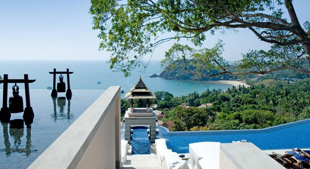فنادق كوه لانتا وأكواخ وأماكن رومنسية في كوه لانتا